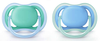 Philips Avent Soother Ultra Air Soother 0-6m 2 Pack