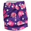 Babyco Reusable Cloth Nappies Pink Elephant