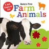 Baby's First Farm Animals Felt Flap Boo