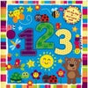 Busy Baby 123 Lift-the-Flap Board Book