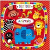 Busy Baby Animals Lift-the-Flap Board Book