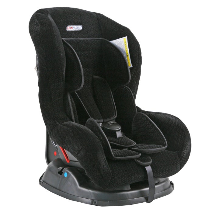 Edinburgh Roadstar Convertible Car Seat, Convertible Car Seat With Wheels