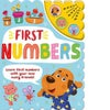 First Numbers Sound Book
