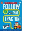 Follow That Tractor Board Book
