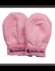 Gummee Mitts Anti-Scratch Mittens Pink