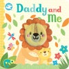 Little Learners Finger Puppet Book Daddy and Me