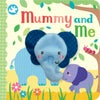 Little Learners Finger Puppet Book Mummy and Me