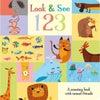 Look & See 123 Board Book