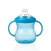 Nuby Basic Neck Twin Handle Cup Blue