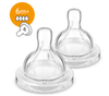 Philips Avent Anti-colic Teats Fast Flow 2-Pack