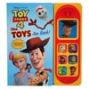 Toy Story 4 The Toys Are Back Little Sound Book